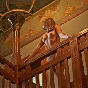 Nude-Art, Celine, Jolijn, Jachtslot Mookerheide,