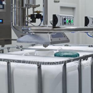 Parafluid GmbH, vulstation, VD Logistics, Geldermalsen,